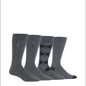 Polo Ralph Lauren Dress Variety Socks